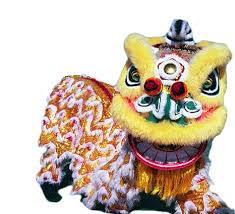 chinese lion mask