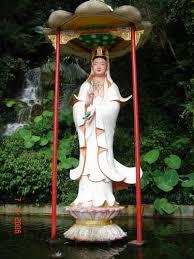 guan yin statues
