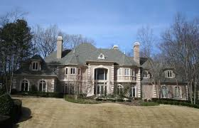 luxury country homes