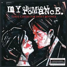 three cheers for sweet revenge cd