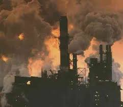 environment pollution pictures