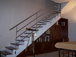 escalier rampe