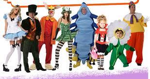 halloween costume group