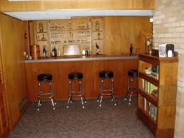 home basement bar