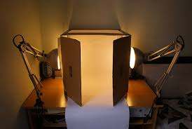 mini photography studio