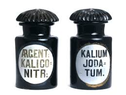 medical jars