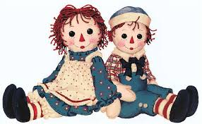 raggedy ann and andy halloween