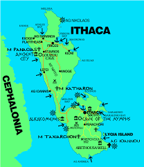 ithaca map