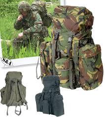 army bergens