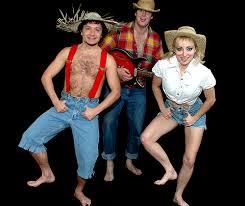 hillbilly kids