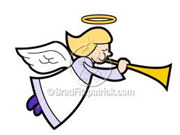 angel cartoon pic