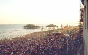 fatboy slim brighton beach