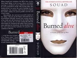 souad burned alive