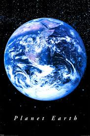 posters of the earth