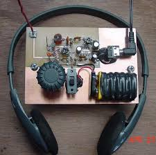 basic radio circuit