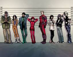 dv8 comics