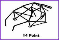 12 point roll cage