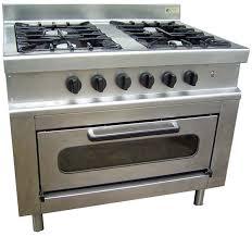 cocina horno
