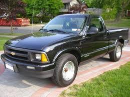 1996 chevy s10 pickup