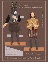 shakespeare outfit
