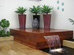 decking water features