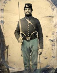 civil war soldier uniform