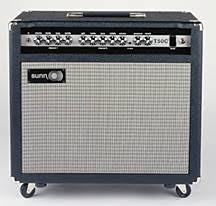 sunn guitar amps