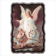 angels clock