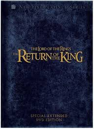 lord of the ring return of the king dvd