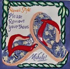 hawaiian shoes