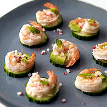 avocado appetizers