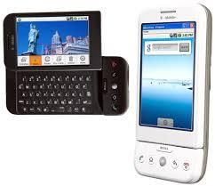 g1 google mobile phone
