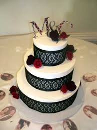 black lace ribbon