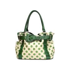 polka dot handbags
