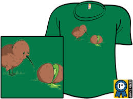 kiwi shirt