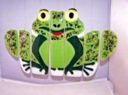 frog wind chime