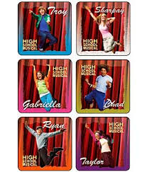 high school musical pages