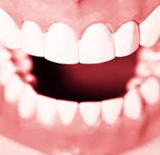 teeth clench