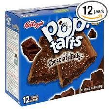 pop tart nutritional facts