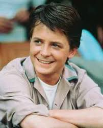 michael j fox pictures