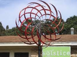 kinetic wind art