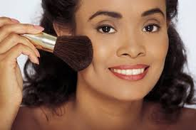 natural makeup for black women