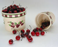 cherries kitchen decor