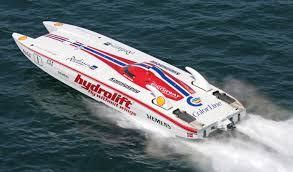 racing speed boats