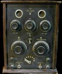 antiques radio