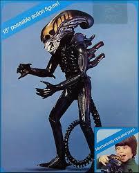 kenner alien toys