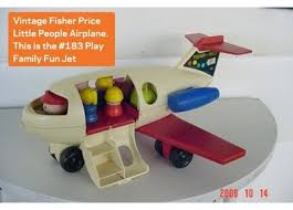 old fisher price toy