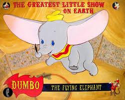 dumbo flying elephant