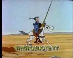 don quijote de la mancha video