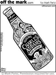 cartoon beverages
